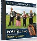 neuveden: Pospíšil family - Šťáhlavskej zámečku - 1 CD