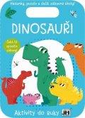 neuveden: Dinosauři - Aktivity do ruky