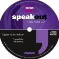 Eales Frances: Speakout Upper Intermediate Class CD (x3)