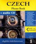 kolektiv autorů: Czech - Phrase Book + CD