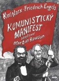 Rowson Martin: Komunistický manifest - komiks
