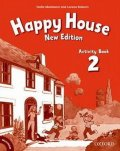 Maidment Stella: Happy House 2 Activity Book (New Edition)