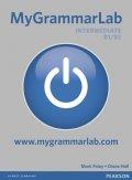 Hall Diane: MyGrammarLab Intermediate w/ MyEnglishLab Pack (no key)