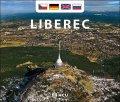 Sváček Libor: Liberec - malý/česky, německy, anglicky, rusky