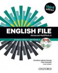 Latham-Koenig Christina; Oxenden Clive: English File Advanced Multipack A (3rd) without CD-ROM