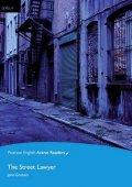 Grisham John: PEAR | Level 4: The Street Lawyer Bk/Multi-ROM Pack