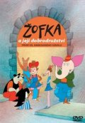 Macourek Miloš: Žofka a její dobrodružství 1. - DVD