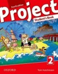 Hutchinson Tom: Project 2 Student´s Book 4th (International English Version)