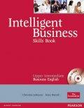 Johnson Christine: Intelligent Business Upper Intermediate Skills Book w/ CD-ROM Pack