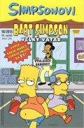 neuveden: Simpsonovi - Bart Simpson 10/2015 Velký vatař