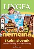 neuveden: Němčina - školní slovník NČ-ČN