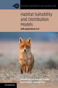 Guisan Antoine: Habitat Suitability and Distribution Models : With Applications in R