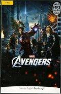 Potter Jocelyn: PER | Level 2: Marvel´s The Avengers Bk/MP3 Pack