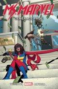 Wilsonová G. Willow: Ms. Marvel 2 - Generace proč