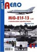 Irra Miroslav: MiG-21F-13 v československém vojenském letectvu - 3. díl