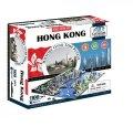 neuveden: Puzzle 4D - Hong Kong 51x40 cm
