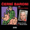 neuveden: Černí baroni - CDmp3 (Čte Miroslav Donutil)