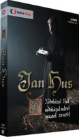 neuveden: Jan Hus - 3 DVD + bonus 1 DVD