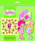 neuveden: Strawberry - Omalovánky Dětské mandaly