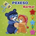neuveden: Baribal - pexeso vystřihovací s MAXI kartičkami