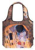 neuveden: Klimt - Skládací nákupní taška