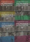 Grygarová Dominika: Homines scientiarum I–V - komplet 5 knih + 5 DVD
