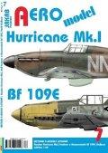 neuveden: AEROmodel 7 - Hawker Hurricane Mk.I, Bf 109E