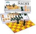 neuveden: Šachy dřevěné - společenská hra společenská hra v krabici