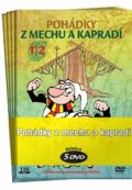 Smetana Zdeněk: Pohádky z mechu a kapradí - kolekce 5 DVD