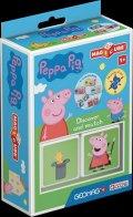 neuveden: Magicube Peppa Pig Discover and Match