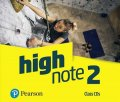 Hastings Bob: High Note 2 Class Audio CDs (Global Edition)