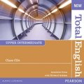 Crace Araminta: New Total English Upper Intermediate Class Audio CD
