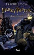 Rowlingová Joanne Kathleen: Harry Potter 1 - A kameň mudrcov