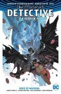 Tynion IV. James: Batman Detective Comics 4 - Deus Ex Machina