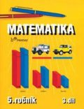 Mikulenková a kolektiv Hana: Matematika pro 5. ročník - 3. díl