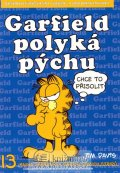 Davis Jim: Garfield polyká pýchu - 13. kniha sebraných Garfieldových stripů