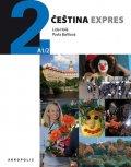 Holá Lída, Bořilová Pavla,: Čeština expres 2 (A1/2) německá + CD