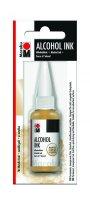 neuveden: Marabu Alkoholový inkoust/zlatý 20 ml