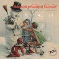 neuveden: Adventní pohádkový kalendář 3 - 2 CD
