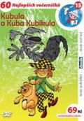 Vančura Vladislav: Kubula a Kuba Kubikula - DVD