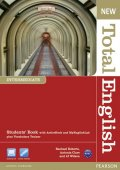 Roberts Rachael: New Total English Intermediate Students´ Book w/ Active Book and MyEnglishL