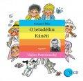Říha Bohumil: O letadélku Káněti - 2CD (Čte Václav Postránecký)