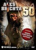 neuveden: Aleš Brichta - 50 Tesla Arena Live - DVD