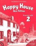 Maidment Stella: Happy House 2 Pracovní Sešit (New Edition)