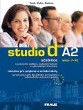 kolektiv autorů: Studio d A2/2 - učebnice + CD /lekce 7-12/