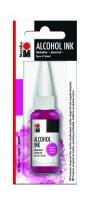 neuveden: Marabu Alkoholový inkoust/žlutý 20 ml