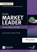 O'Keeffe Margaret: Market Leader 3rd Edition Extra Advanced Coursebook w/ DVD-ROM Pack