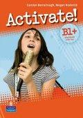 Barraclough Carolyn: Activate! B1+ Workbook w/ key