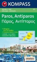 neuveden: Paros,Antiparos 251 / 1:40T NKOM