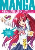neuveden: Kniha samolepek: Manga